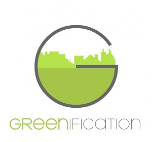 greenification logo